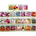 25-Pack Valley Greene Deluxe Variety Flower Seed Packets