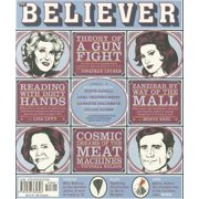 Believer: The Believer, Issue 84 (Paperback)