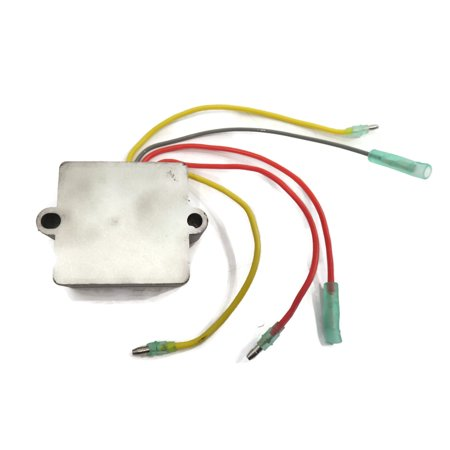 VOLTAGE REGULATOR RECTIFIER fit Mercury Mariner 1989-1994 250hp 250 hp  Outboards by The ROP Shop