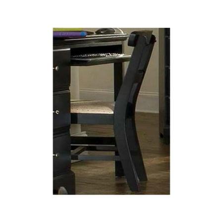 Carolina Furniture Works 430000 Chair - Black ()