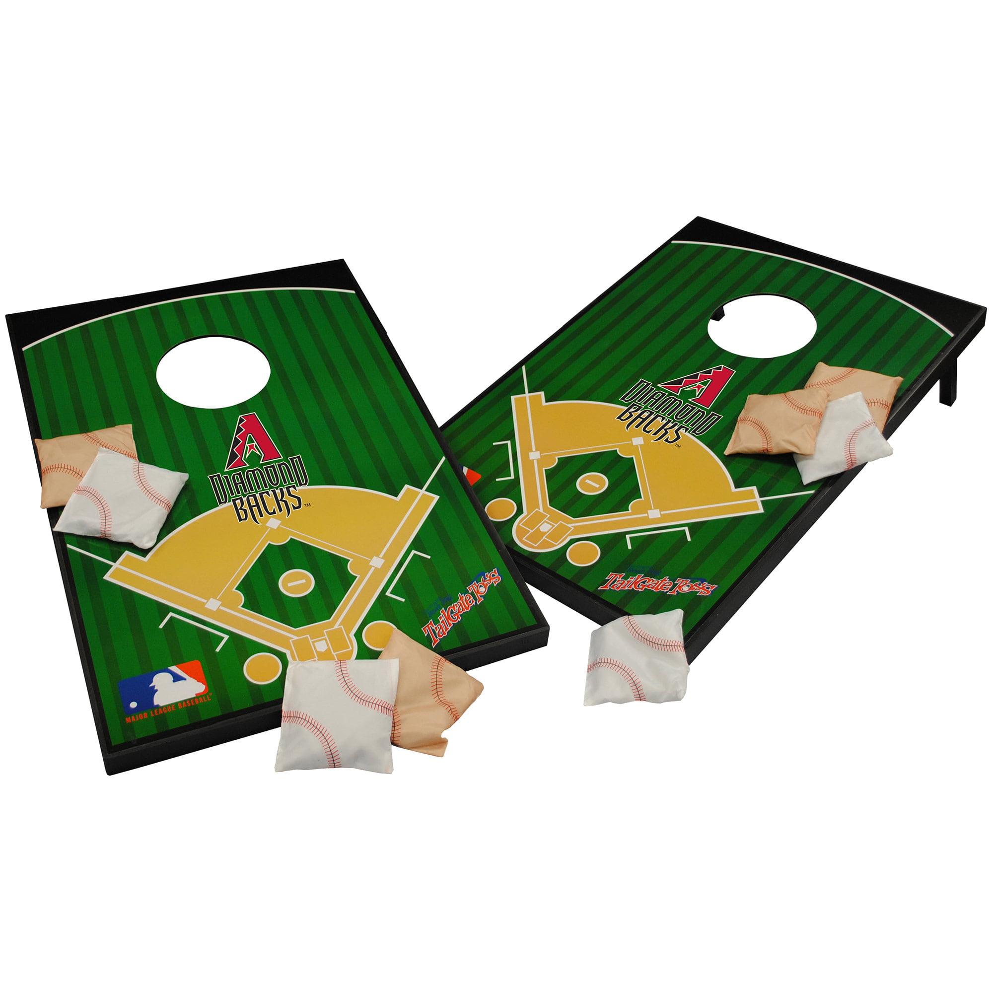 GREEN BAY PACKERS 8 CORNHOLE BAGS BEAN TOSS 4 Of Each Print 2 Sides w//n