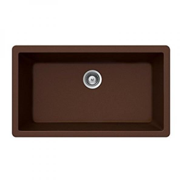 Houzer Virtus N 100xlu Kitchen Sink Houzer Schock Fixture Granite