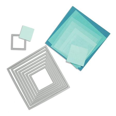 Sizzix Framelits Dies   Squares