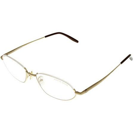 f87c77bf94 Porsche Design Prescription Eyeglasses Frames Titanium Frames Unisex P7009  B Semi- Rimless Size  Lens  Bridge  Temple  52-17-135 - Walmart.com
