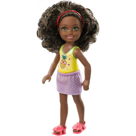 Barbie Club Chelsea Doll, Brunette](Chelsea Smile)