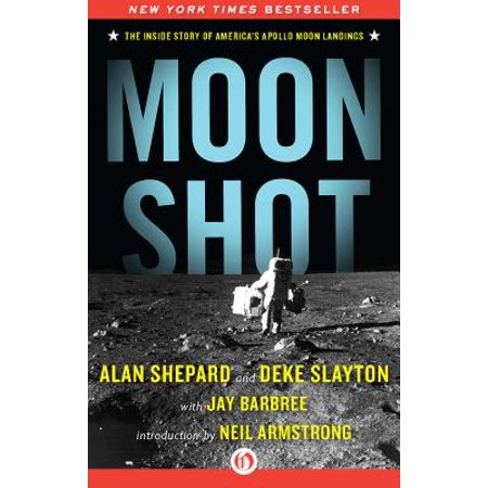 Moon Shot : The Inside Story of America's Apollo Moon (Questions To Ask About The Moon Landing)