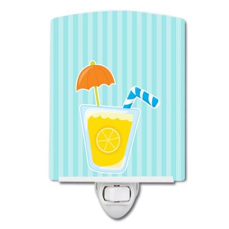 Drink Umbrella (Beach Umbrella Drink Ceramic Night)