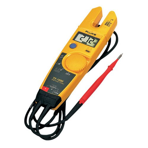 Fluke 648219 1000 Voltage, Continuity And Current Tester