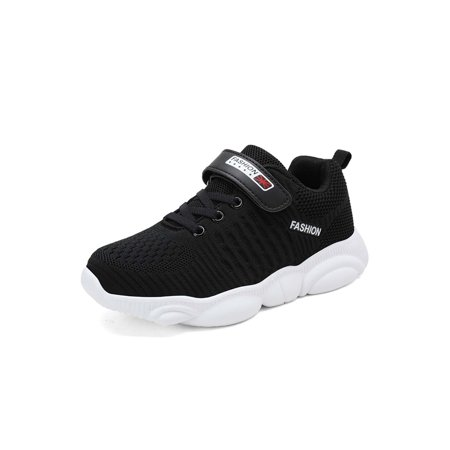 Boys Running Sports Shoes Kids Lightweight Breathable Casual Walking Sneakers (Toddler/Little Kid/Big Kid)