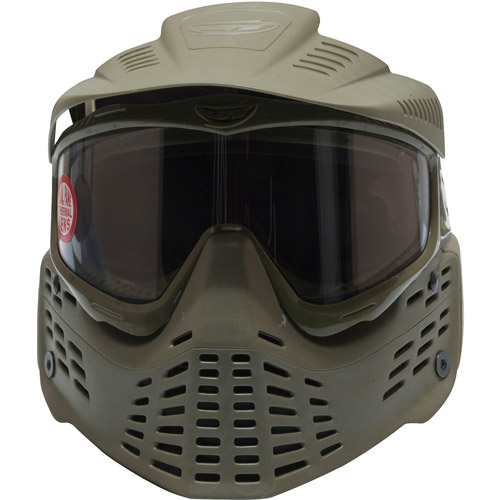JT Paintball Spectra Proshield Thermal Goggles, Olive