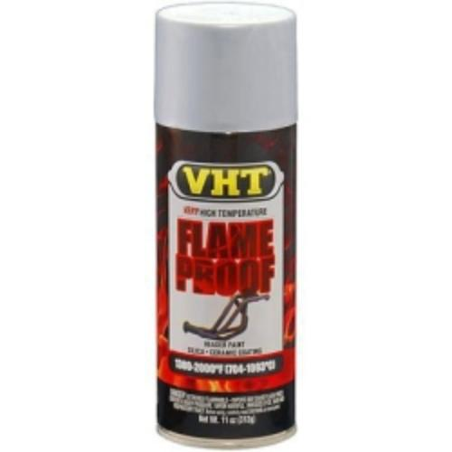 Krylon SP117 Vht Flameproof Coating Paint, Flat Aluminum, 11 Oz Can, Withstands Temperatures Up To 2000 F