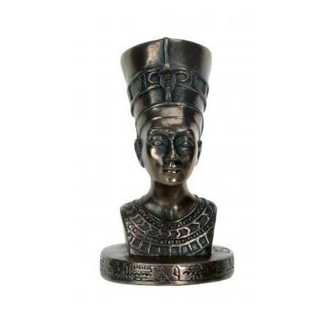 Egyptian Sm. Nefertiti - Collectible Figurine Statue Sculpture Figure