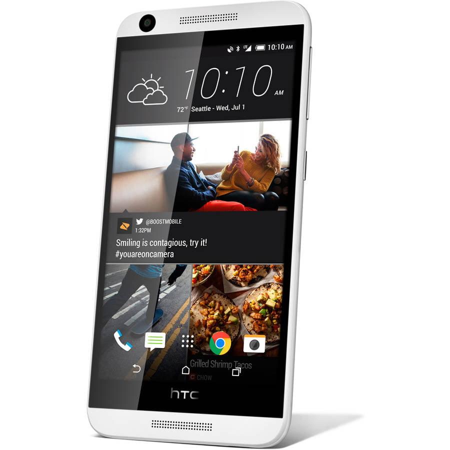 Boost Mobile HTC Desire 626s Prepaid Smartphone