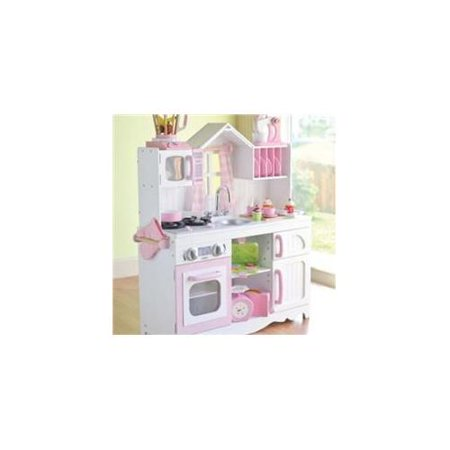 KidKraft Play Kitchen - Modern Country - Walmart.com