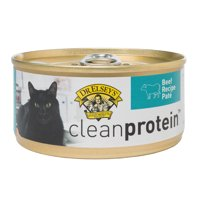 (24 Pack) Dr. Elsey's cleanprotein Beef Formula Grain Free Wet Cat Food, 5.5 oz. Cans