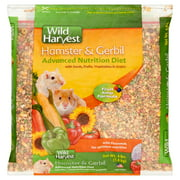 Wild Harvest Hamster and Gerbil Advanced Nutrition Diet, 4 lbs.