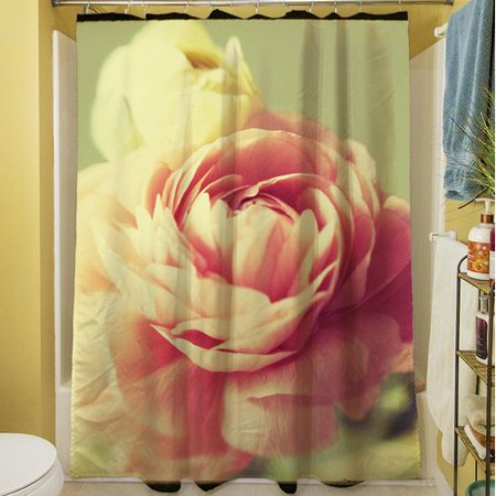 Manual Woodworkers & Weavers Vintage Botanicals III Shower Curtain