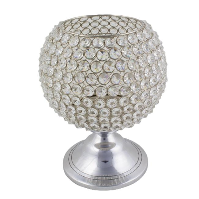 DecorFreak Globe Table Votive With Base