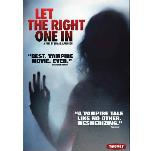 Let The Right One In (Swedish With English Theatrical Subtitles) (Widescreen)