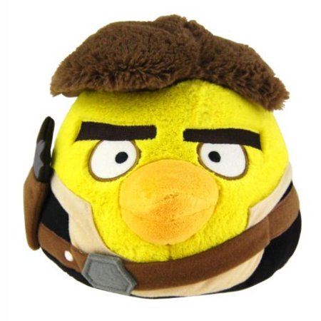 Angry Birds Star Wars Han Solo 8