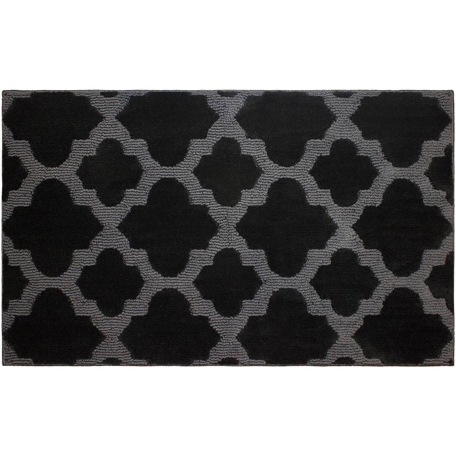 Jean Pierre Cut and Loop Alessandra Textured Decorative Accent Rug by YMF Carpets Inc.