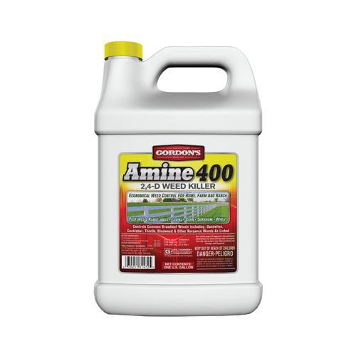 PBI-Gordon 8141072 Amine 400 Weed Killer, 2,4-D, 1-Gal. C...
