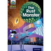 Project X Alien Adventures : Grey Book Band, Oxford Level 13: The Rust Monster