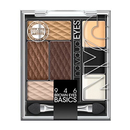 (3 Pack) NYC Individualeyes Custom Compact - Best of Broadway