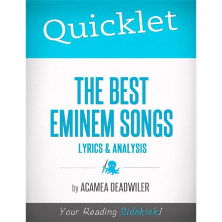 Quicklet on The Best Eminem Songs: Lyrics and Analysis - (Eminem Smoking With The Best)