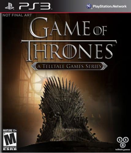 Game Of Thrones-a Telltale Games Series (Rebellion)