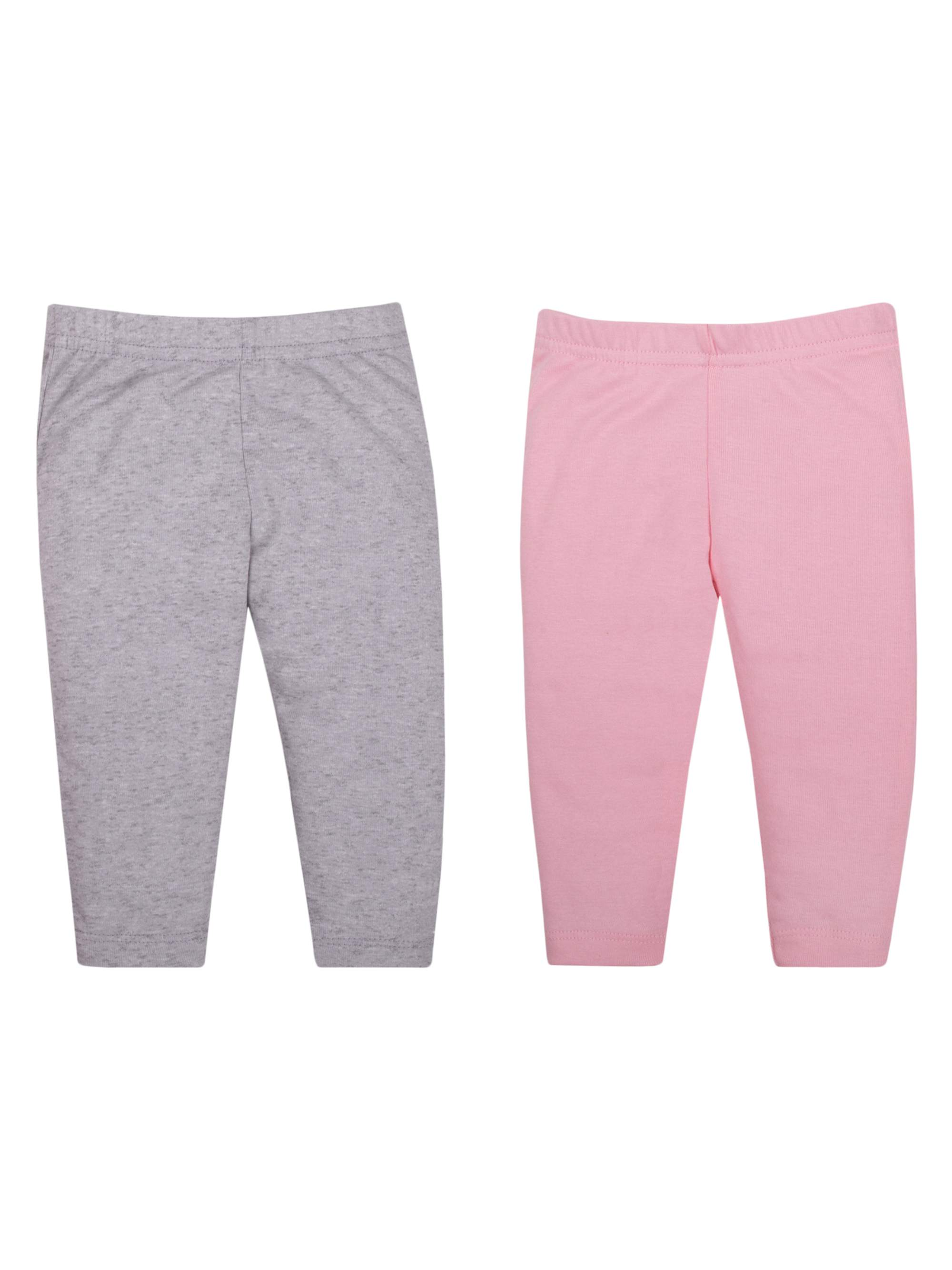 Knit Leggings, 2-pack (Baby Girls)