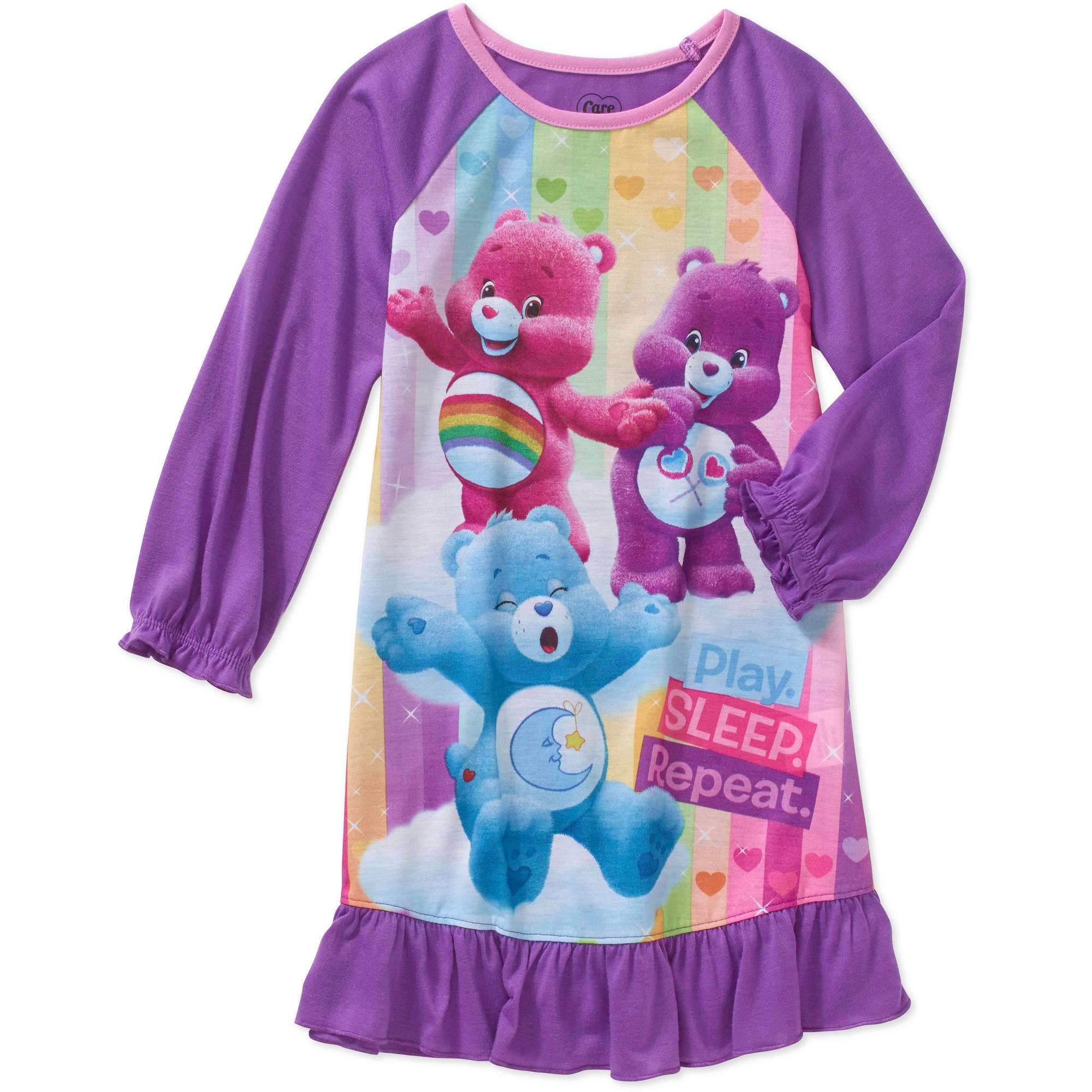 Care Bears Toddler Girls' Nightgown