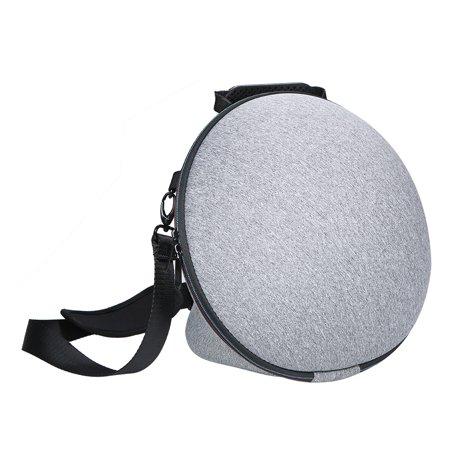 EVA Carrying Bag Protective Cover Hard Case Storage for Harman Kardon Studio 2/3/4 with Zipper(Grey) - image 2 de 7