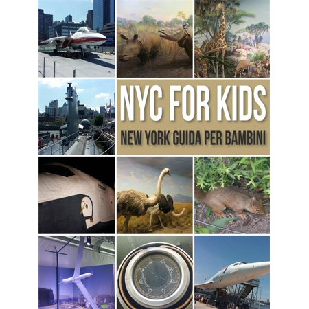 NYC For Kids - New York Guida Per Bambini - eBook](Halloween Parade Nyc Map)