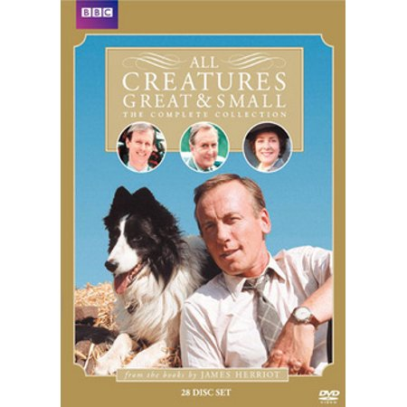 - All Creatures Great & Small: The Complete Collection (DVD)