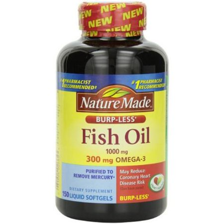 Nature Made Walmart Fish Oil Mg
