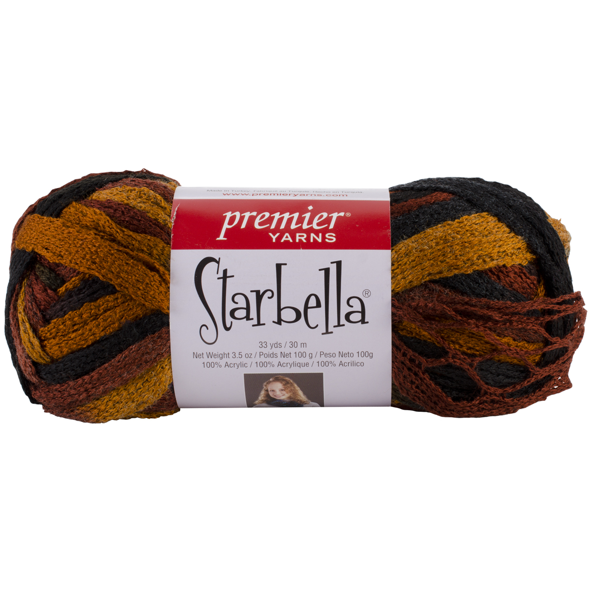 Starbella Yarn, Gold Nugget