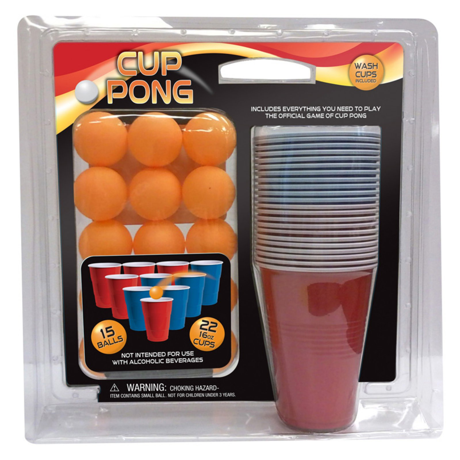 DMI Sports Cup Pong Game