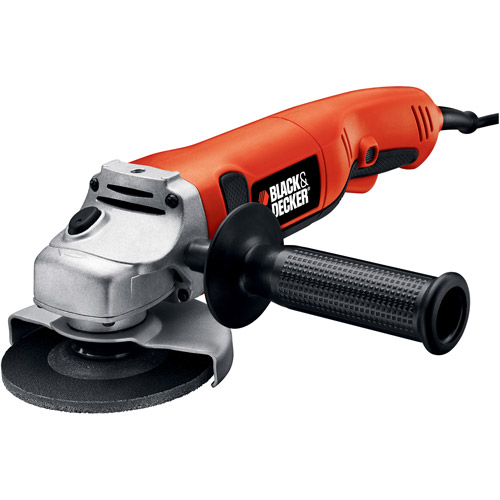 "Black & Decker 8.5A 4.5"" Small Angle Grinder, G950"