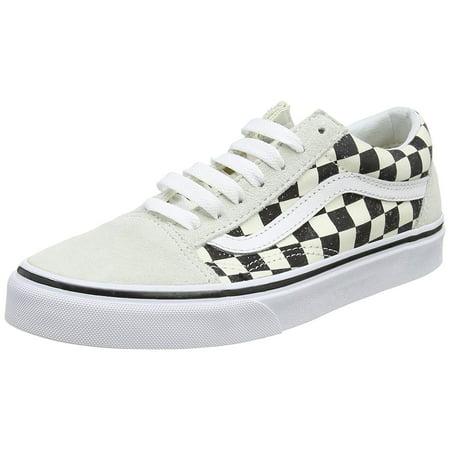 fce9248a080e5 Vans - Vans VN-0A38G127K  Men s White Black Old Skool Trainers Sneakers  (11.5 D(M) US Men) - Walmart.com
