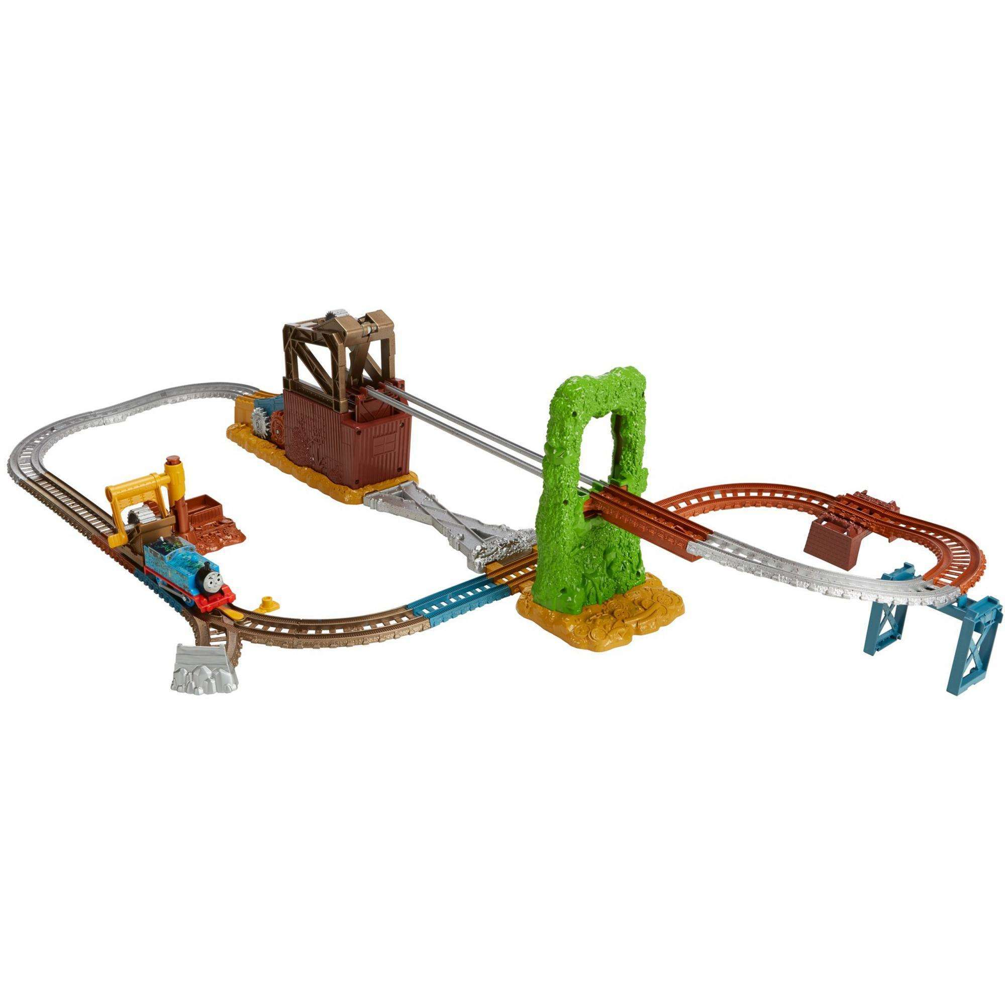 Thomas & Friends TrackMaster Scrapyard Escape Set