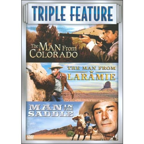The Man From Colorado / The Man From Laramie / Man In The Saddle