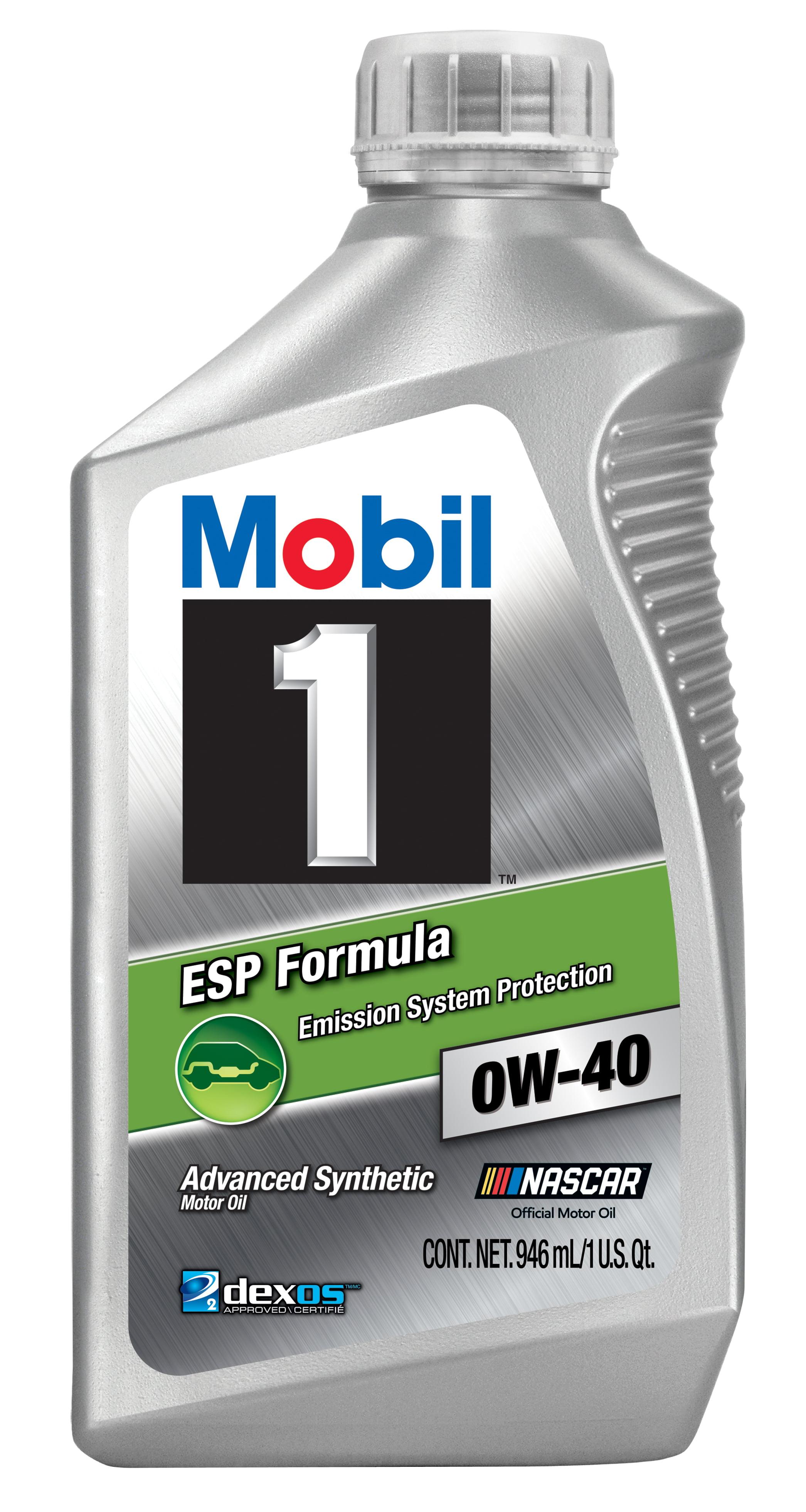 Mobil 1 Now the Official Motor Oil for Chevrolet
