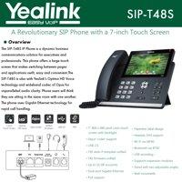 Yealink SIP phone T48S