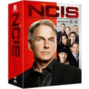 NCIS: The Complete Seasons 5-8 by