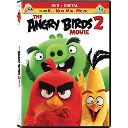 Bird Movie For Kids (The Angry Birds Movie 2 (DVD + Digital)