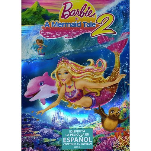 Barbie In A Mermaid Tale 2 (Spanish Language Packaging) (Anamorphic Widescreen)