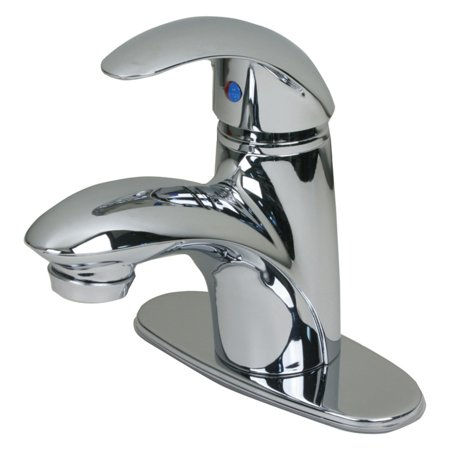 - Ultra Faucets UF34125 Oil Rubbed Bronze Finish Single Handle Lavatory Faucet