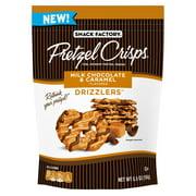 Snack Factory Pretzel Crisps Milk Chocolate & Caramel Drizzlers, 5.5 Oz., 5.5 OZ