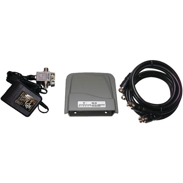 RCA TVPRAMP1Z Preamplifier for Outdoor Antenna